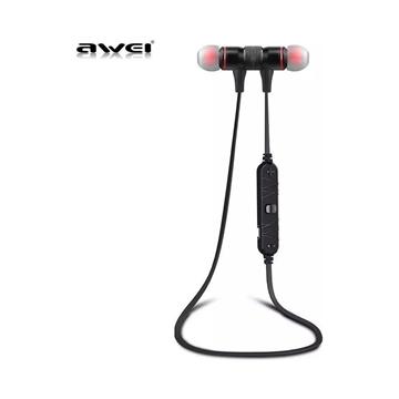 Bluetooth Awei A920 BL Sports Earphones - Χρώμα: Μαύρο