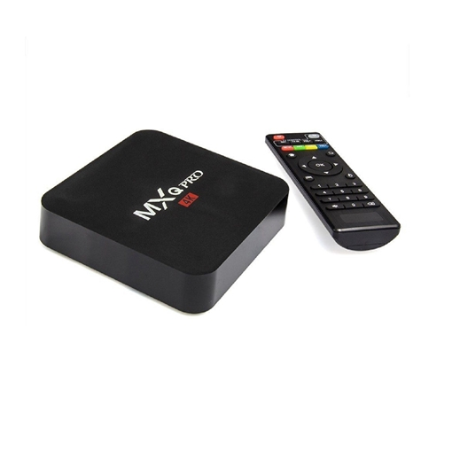 MXQ PRO 4K SMART SET TV BOX S905 ANDROID 5.1 ΔΕΚΤΗΣ 1G/8G
