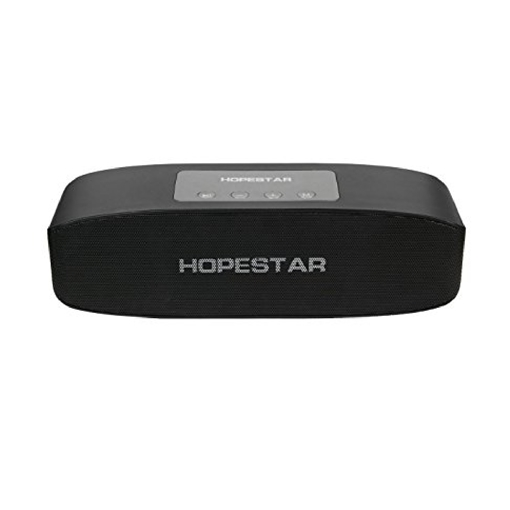 Hopestar H11 Subwoofer Portable Wireless Bluetooth Speaker - Χρώμα: Μαύρο