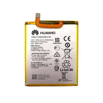 Picture of Battery Huawei HB416683ECW for Nexus 6P - 3450 mAh