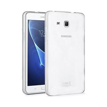 Εικόνα της Θήκη Πλάτης Σιλικόνης για Samsung T280/T285 Galaxy Tab A 7.0 2016 - Χρώμα: Διάφανο