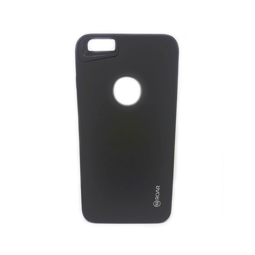 new style 96cd7 cfed6 Back Cover Roar Rico Case for Apple iPhone 6 Plus - Color: Black