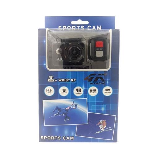 Action Camera F60R 16MP 4K