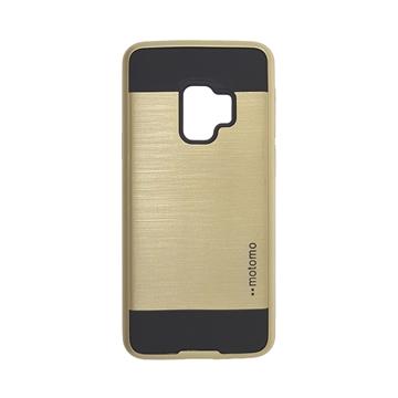 Θήκη Motomo για Samsung Galaxy S9 - Χρώμα: Χρυσό