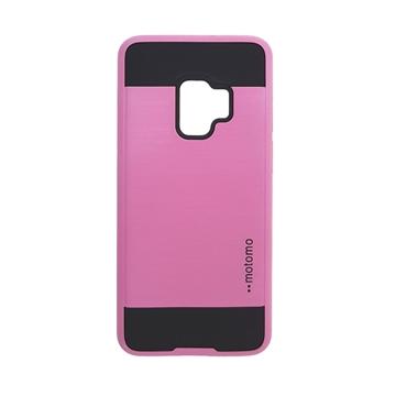 Θήκη Motomo για Samsung Galaxy S9  - Χρώμα: Ροζ
