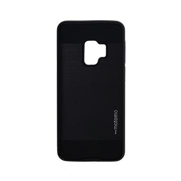 Θήκη Motomo για Samsung Galaxy S9 - Χρώμα: Μαύρο