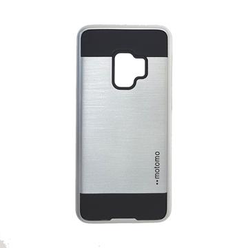 Θήκη Motomo για Samsung Galaxy S9 - Χρώμα: Ασημί