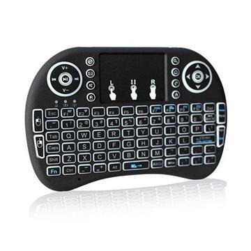 Picture of Wireless mini keypad with keyboard illumination - KB750W ELEMENT