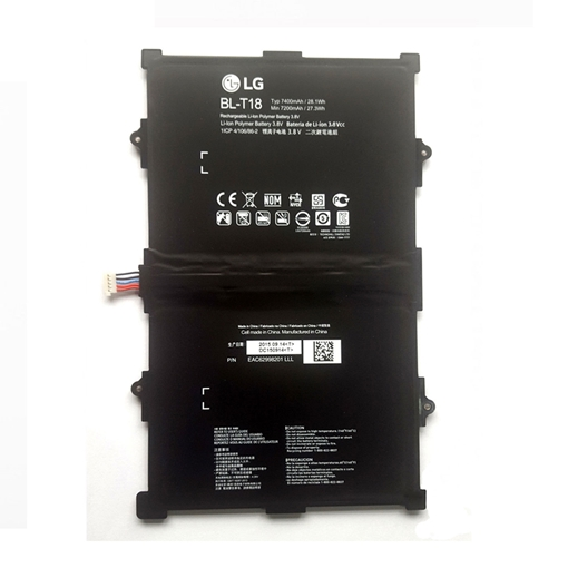 Μπαταρία LG BL-T18 για G PAD II PAD X 10.1 V930 -7400mAh