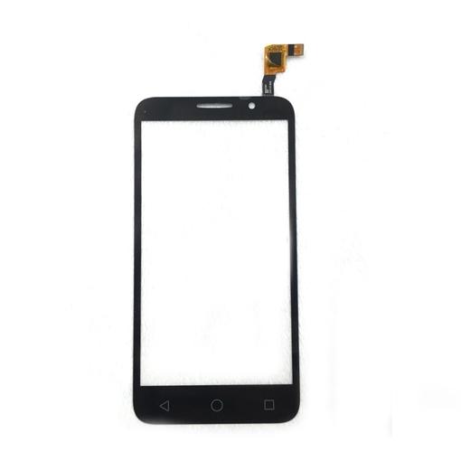 Μηχανισμός Αφής Touch Screen για Vodafone Smart Mini 7/VFD300/VF300/VF 300 - Χρώμα: Μαύρο