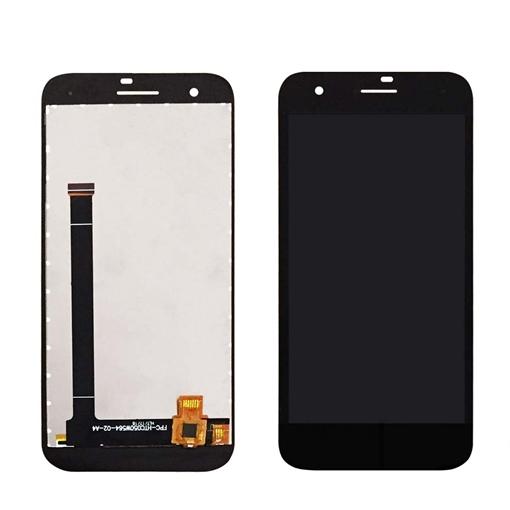 Οθόνη LCD με Μηχανισμό Αφής για Vodafone Smart E8 VFD510 - Χρώμα: Μαύρο