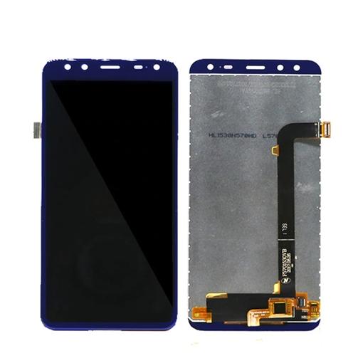 Οθόνη LCD και Μηχανισμός Αφής για το Leagoo S8 - Μπλε