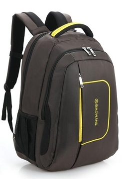 Biao Wang BackPack BW-1312 Σακίδιο Πλάτης - Χρώμα: Κίτρινο