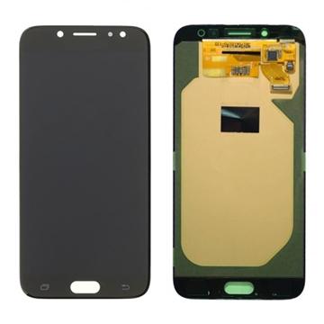 Εικόνα της OLED Οθόνη LCD με Μηχανισμό Αφής Assembly για Samsung Galaxy J7 2017 J730F - Χρώμα: Μαύρο
