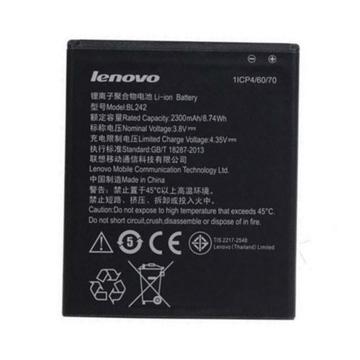 Εικόνα της Μπαταρια Lenovo  BL242 για Vibe C A2020/A6000/S580 2300mAh Li-Ion