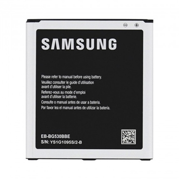 Εικόνα της Μπαταρία Samsung EB-BG530CBE για G530F Galaxy Grand Prime/J500F Galaxy J5 - 2600mAh