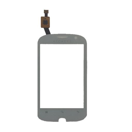Μηχανισμός αφής Touch Screen για Vodafone 990 - Χρώμα: Λευκό