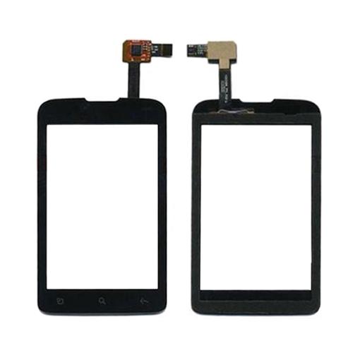 Μηχανισμός Αφής Touch Screen για Alcatel 918D - Χρώμα: Μαύρο