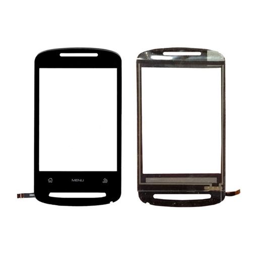 Μηχανισμός Αφής Touch Screen για ZTE X850 - Χρώμα: Μαύρο