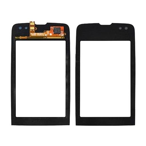 Μηχανισμός Αφής Touch Screen για Nokia 311/310 - Χρώμα: Μαύρο