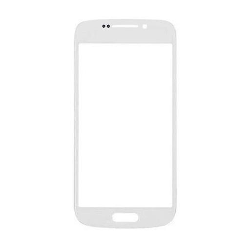 Τζαμάκι οθόνης Lens για Samsung C1010 S4 Zoom - Χρώμα: Λευκό