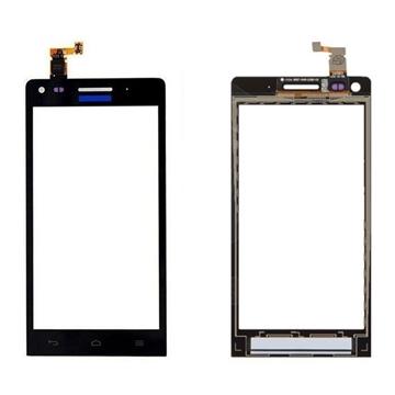 Εικόνα της Μηχανισμός Αφής Touch Screen για Huawei Ascend G6 - Χρώμα: Μαύρο
