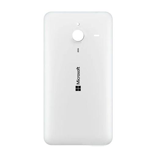 Πίσω Καπάκι για Nokia Lumia 640XL - Χρώμα: Λευκό