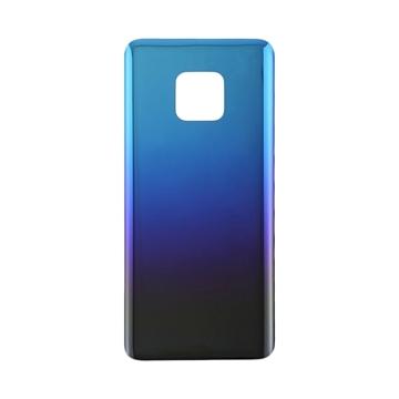 Πίσω Καπάκι για Huawei LYA-L09 Mate 20 Pro - Χρώμα: Μπλε - Μαύρο