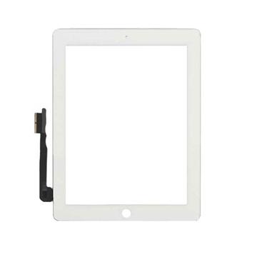 Μηχανισμός αφής Touch Screen για iPad 2 - Χρώμα: Λευκό