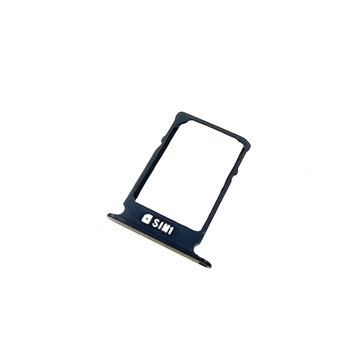 Picture of Single SIM and SD Tray for Samsung Galaxy A3 2015 A300F / A5 2015 A500F / A7 2015 A700F - Color: Black