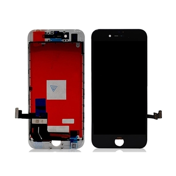 Οθόνη LCD και Αισθητήρας Αφής για Apple iPhone 7 Plus - Χρώμα: Μαύρο