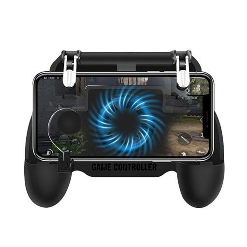 SP+ Mobile Game Controller με Υποστήριξη Κουμπιών Fire Trigger για PUBG Mobile Gaming
