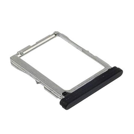 Υποδοχή Κάρτας Single SIM Tray για LG E975 Optimus/E960 Nexus 4 - Χρώμα: Μαύρο