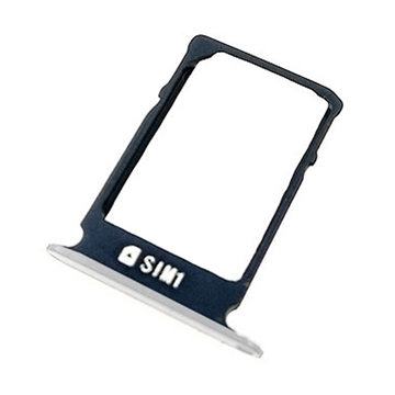 Picture of SIM Tray Single SIM and SD forSamsung Galaxy A3 2015 A300F / A5 2015 A500F / A7 2015 A700F - Color: White