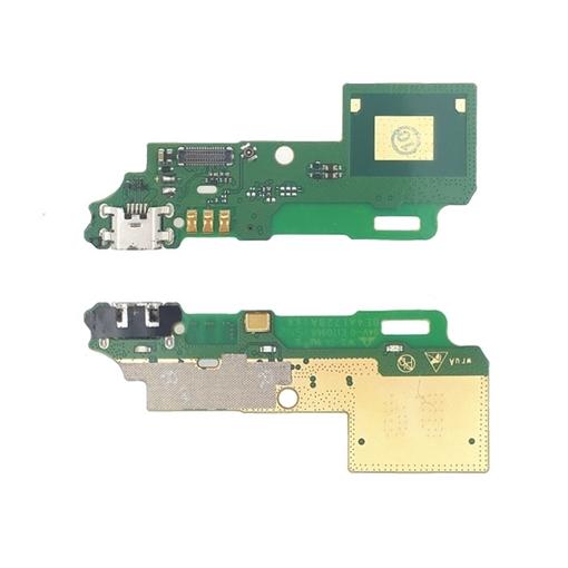 Πλακέτα Φόρτισης / Charging Board για  ZTE S6 FLEX