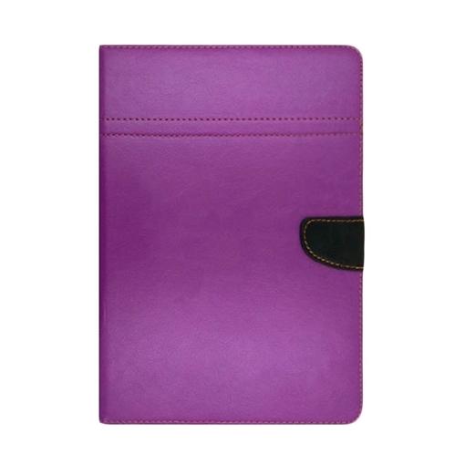 Θήκη Βιβλίο για Apple iPad 2/3/4 - Χρώμα: Μωβ