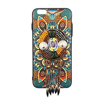 Θήκη Πλάτης Art Pattern Design Type-4 για Apple iPhone 6 Plus/6s Plus