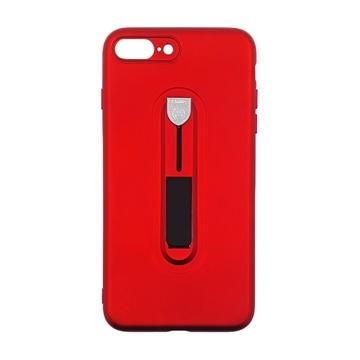 Θήκη Hybrid Armor με Air Cushion για Apple iPhone 7 Plus/8 Plus - Χρώμα: Κόκκινο