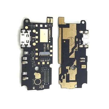 Εικόνα της Πλακέτα Φόρτισης / Charging Board για Xiaomi Redmi Note 4 2017 MTK Helio X20 4G/64G Narrow