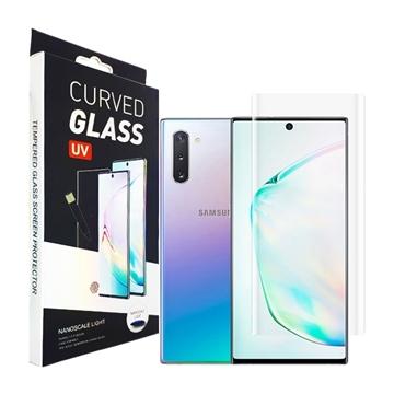 Προστασία Οθόνης UV Nanoscale Liquid Curved Tempered Glass για Huawei P30 Pro