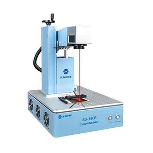 Service Κινητών Αφαίρεσης Οθόνης και Καπάκι Μπαταρίας Με Μηχανήμα Laser Marking Machine