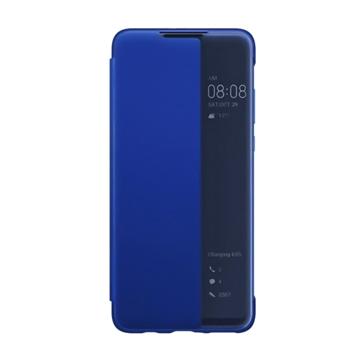 Θήκη Smart View Flip Cover για Apple iPhone 11 Pro - Χρώμα: Μπλε