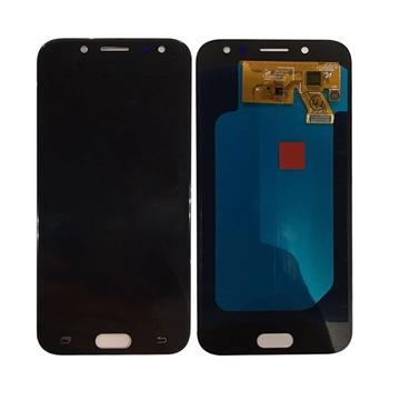 Εικόνα της OLED Οθόνη LCD με Μηχανισμό Αφής για Samsung Galaxy J5 2017 J530F  - Χρώμα: Μαύρο