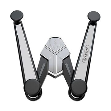 Εικόνα της EARLDOM ET-EH64 Βάση Κινητού για Αυτοκίνητο / Car Mount Holder - Χρώμα: Μαύρο - Γκρι