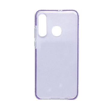 Picture of Silicone Case for Huawei P30 Lite - Color: Purple