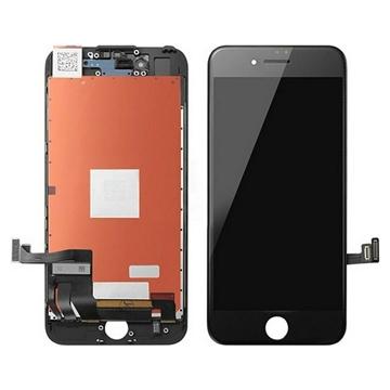 Εικόνα της PREMIUM TIANMA Οθόνη LCD με Μηχανισμό Αφής και ear mesh, sensor & camera ring για Apple iPhone 7 TLCD-025 - Χρώμα: Μαύρο